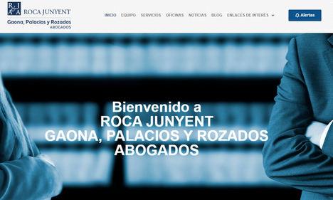 Ampliado el capital de Gaona, Palacios y Rozados Abogados S.L.P., último paso en la integración de las firmas andaluzas asociadas a Roca Junyent a nivel nacional