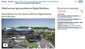 Roche Diabetes Care elige a Sant Cugat para instalar su centro digital global