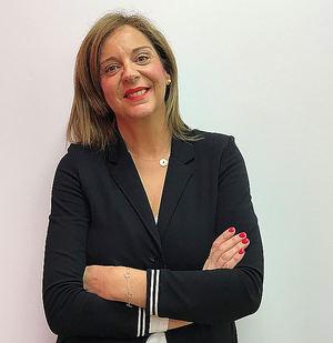 Rocío Cardona, Adecco.