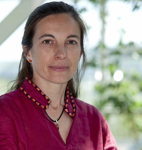 Rocío García, responsable de las actividades de Thales Alenia Space en España.