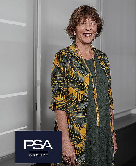 Rocío López ha sido nombrada Directora de Recursos Humanos de Groupe PSA para España y Portugal
