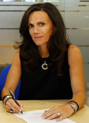 Rocío Sicre del Rosal, presidenta de AEE.