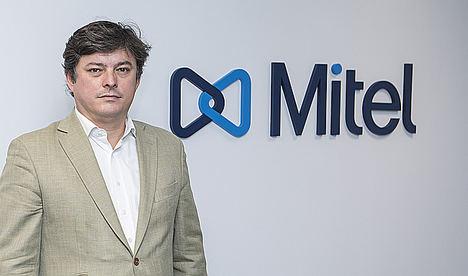 Rodrigo González, Country Manager de Mitel Iberia.