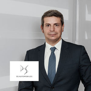 Rodrigo Sánchez Monasterio, DS Automobiles.