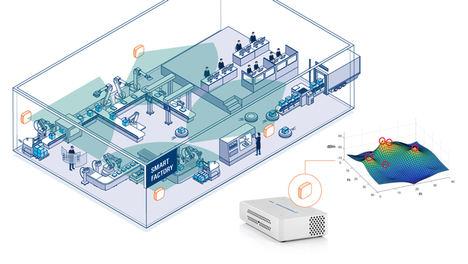 Industrial Radio Lab (IRL) Dresden y Rohde & Schwarz colaboran en la investigación de tecnologías inalámbricas para la Industria 4.0