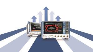 Rohde & Schwarz ofrece actualizaciones de ancho de banda sin cargo adicional para una selección de osciloscopios