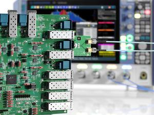Rohde & Schwarz anuncia una nueva solución de test de conformidad según el estándar de Ethernet de automoción IEEE 802.3ch MultiGBASE-T1