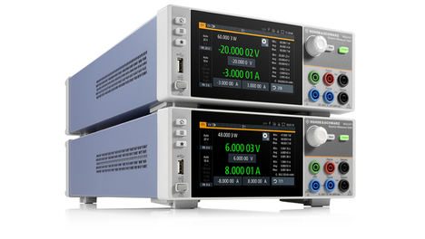 Rohde & Schwarz entra en el mercado de unidades de medida de fuente con las nuevas R&S NGU