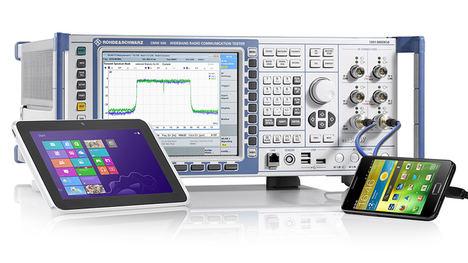 Rohde & Schwarz presenta una solución integral de T&M para la señalización WLAN según IEEE 802.11ax