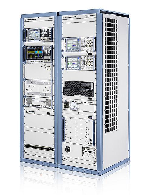 Rohde & Schwarz valida los primeros test de conformidad 5G RF con el R&S TS8980