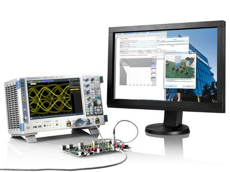 Rohde & Schwarz presenta la primera solución de disparo y decodificación para Ethernet 1000BASE-T1 de automoción