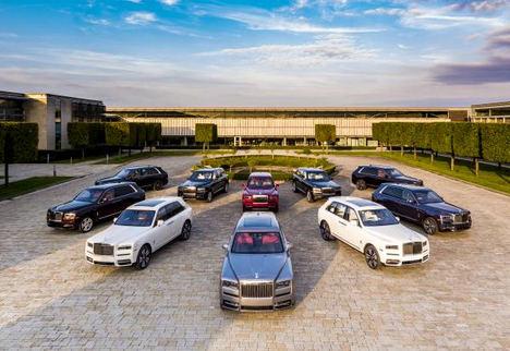 Rolls-Royce lanza el Cullinan