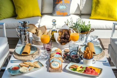 """Vincci Hoteles presenta """"Roomstaurant"""", el room service reinventado para los paladares más exigentes"""