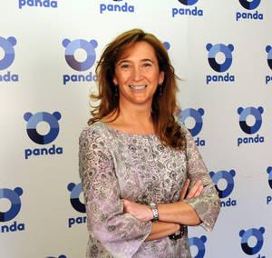 Rosa Diaz, directora general de Panda Security España.
