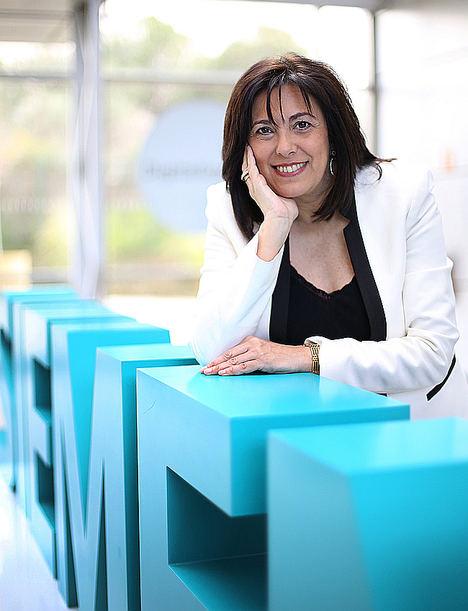 Rosa García.