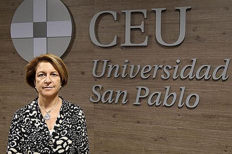 Rosa Visiedo Claverol, nueva rectora de la Universidad CEU San Pablo de Madrid