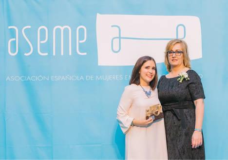Rosa Nieves León, CEO de Printed Dreams, Premio Emprendedora del Año 2016 de ASEME