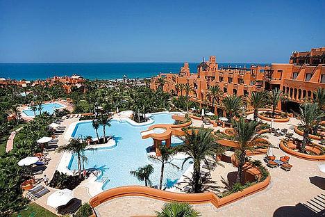 Royal Hideaway Sancti Petri, uno de los mejores hoteles de playa de Europa, por los World Travel Awards