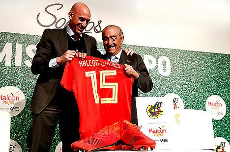 Halcón Viajes gestionará, a través de su división Globalia Meetings and Events, los viajes de la Real Federación Española de Fútbol