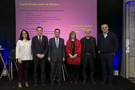 IFEMA y Barrabes.biz, en colaboración con ENISA, presentan Mañana: el reto de empezar a construir entre todos un mañana mejor