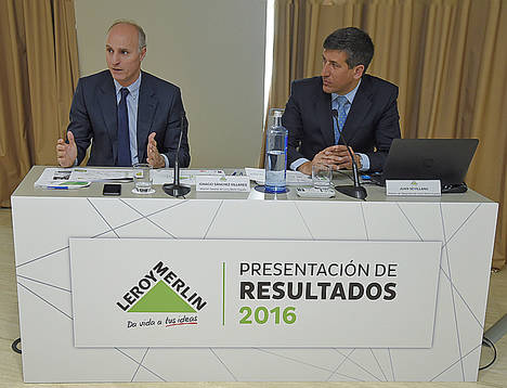 Leroy Merlin bate récord de ventas y se afianza como líder del sector del acondicionamiento del hogar en España