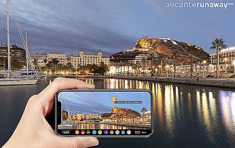 Runaway desembarca en Alicante con una de las Apps turísticas más completas del mercado