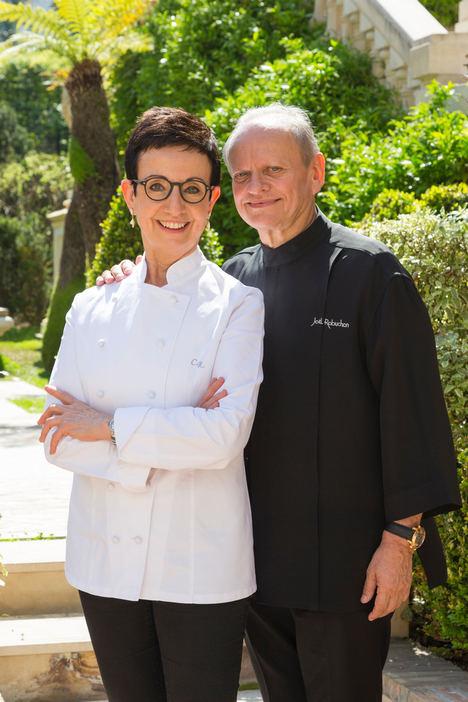 Joël Robuchon invita a Carme Ruscalleda a cocinar en el Odyssey de Montecarlo