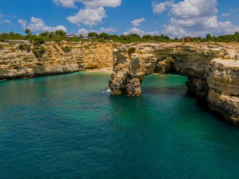 Ruta Siete Valles Colgantes, Algarve.