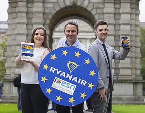Ryanair anuncia la segunda edición del programa de su colaboración con Erasmus Student Network