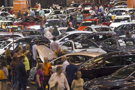 21º edición del Salón del Vehículo de Ocasión presenta en Madrid, el mayor escaparate de Europa de automóviles semi-nuevos