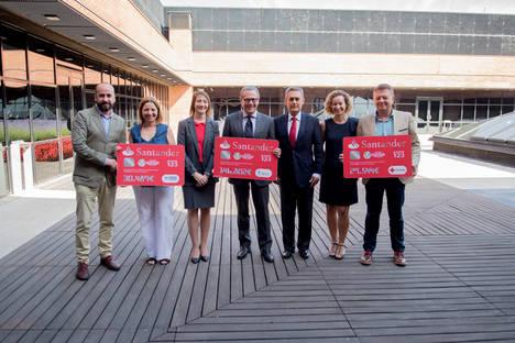 """Más de 200.000€ solidarios con la iniciativa """"Tu móvil de empresa puede salvar vidas"""" de Banco Santander"""