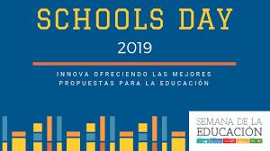 """SCHOOLS DAY 2019 edita la Guía """"El colegio que buscas está aquí"""""""