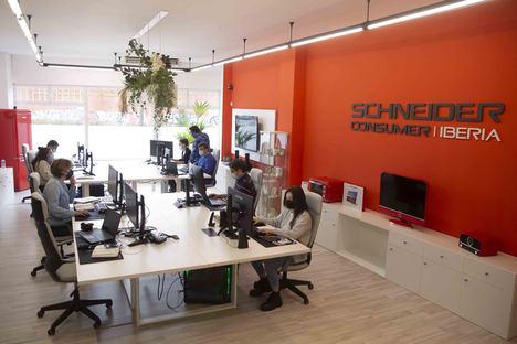 Schneider Consumer Iberia se consolida en España cumpliendo objetivos y reforzando su presencia