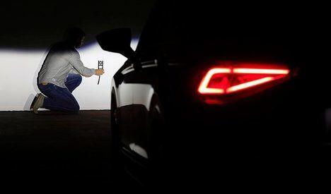 300 LEDS detrás de la mirada de tu coche