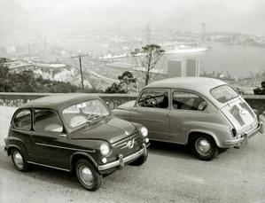 SEAT celebra el 60º aniversario del 600