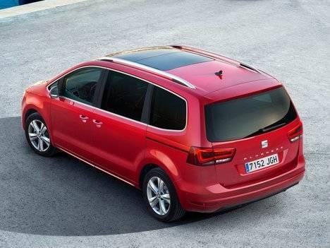 SEAT Alhambra TFSI 2.0 220 CV DSG