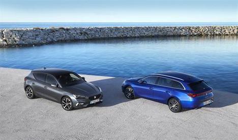 Dos motores de gasolina y diésel para el nuevo SEAT León