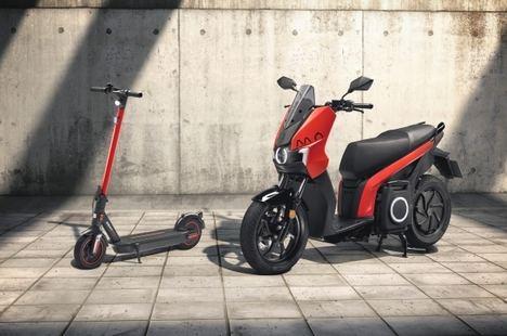 Se inician las pre-reservas del Mó, el scooter de SEAT
