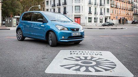 SEAT se suma al hub de movilidad urbana Madrid in Motion