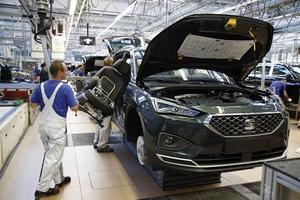 Comienza la producción del SEAT Tarraco en Wolfsburg