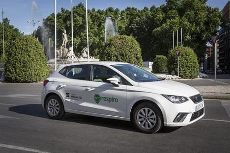 Compartir y alquilar un SEAT de gas natural