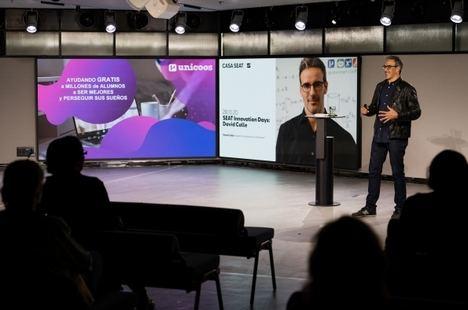 SEAT descubre en el Innovation Day sus apuestas más innovadoras