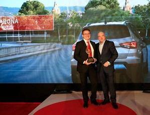 Los SEAT Ibiza y Arona, mejores coches de su categoría