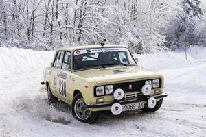 Rallye Montecarlo histórico 2019, objetivo cumplido por parte de SEAT