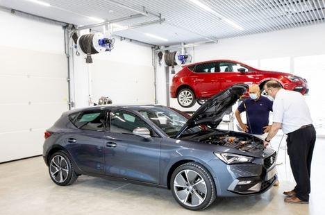 SEAT abre las puertas del nuevo Centro de Formación en Electromovilidad