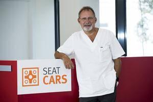 El fisioterapeuta Toni Bové ficha por SEAT