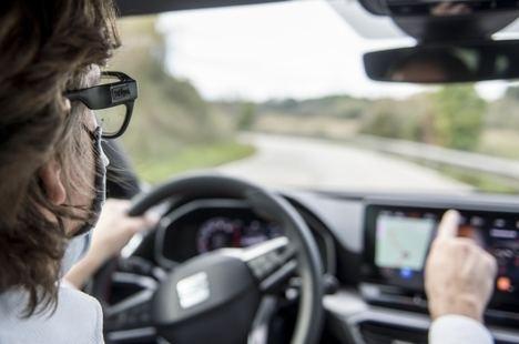 Infrarrojos y sensores del iris, el futuro de la seguridad en carretera