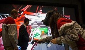 ¿Cómo se aplica la realidad virtual en la fabricación de un coche?