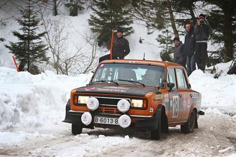 SEAT regresa al Rallye de Monte-Carlo Histórico