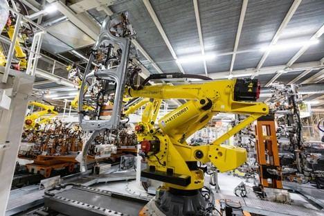 Robot gigante de SEAT